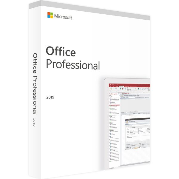 Office Professional 2019 Lizenz
